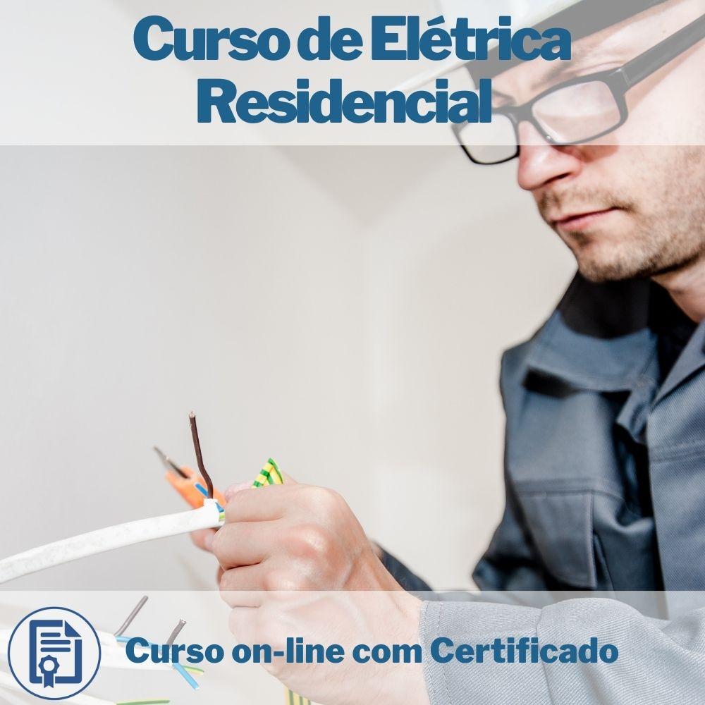 Curso on-line de Elétrica Residencial com Certificado