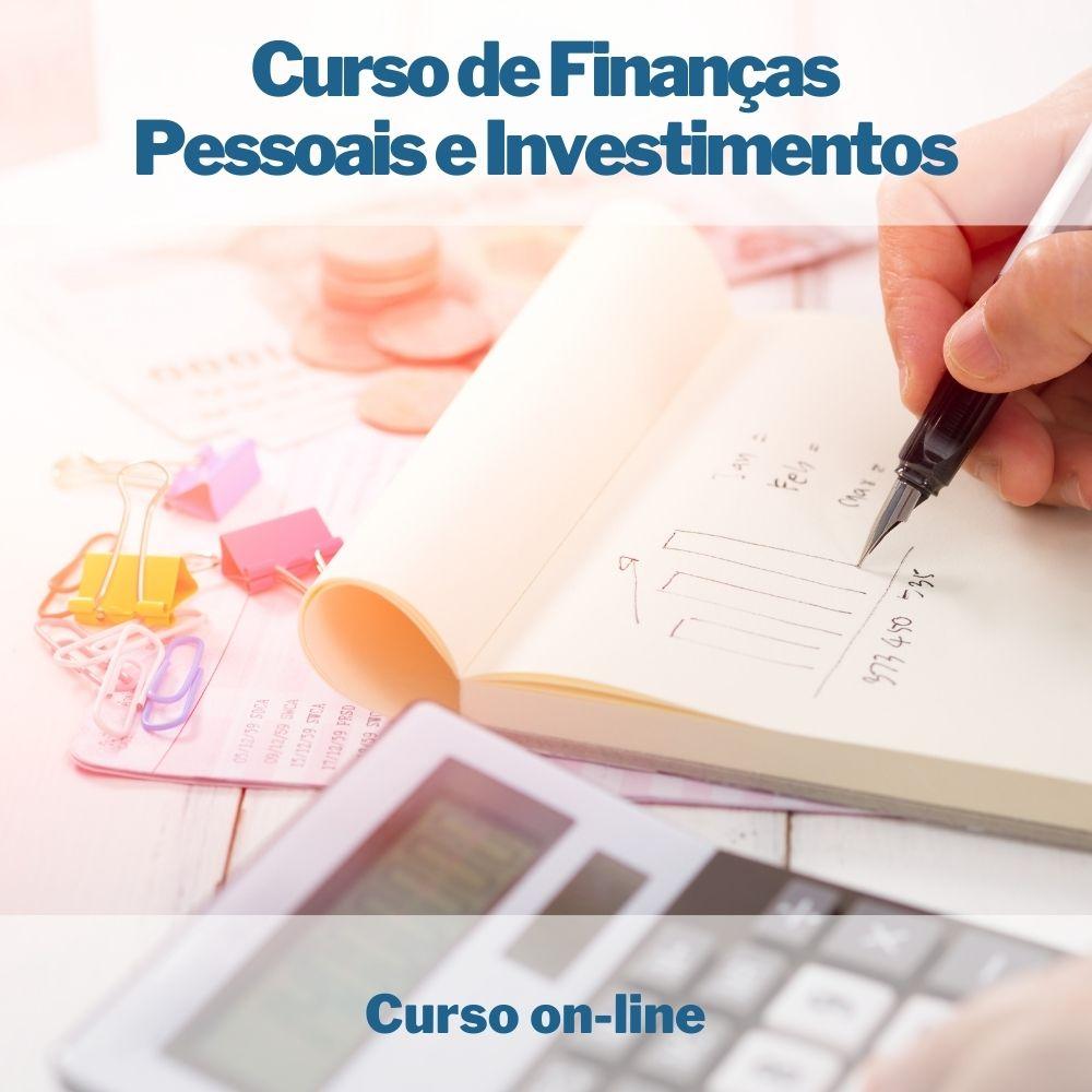 Curso on-line de Finanças Pessoais e Investimentos