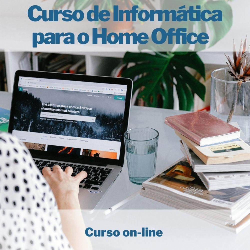 Curso on-line de Informática para o Home Office