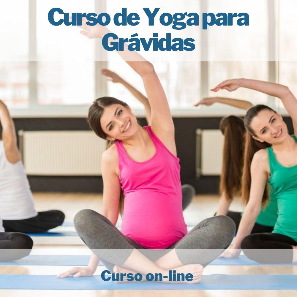 Curso on-line de Yoga para Grávidas