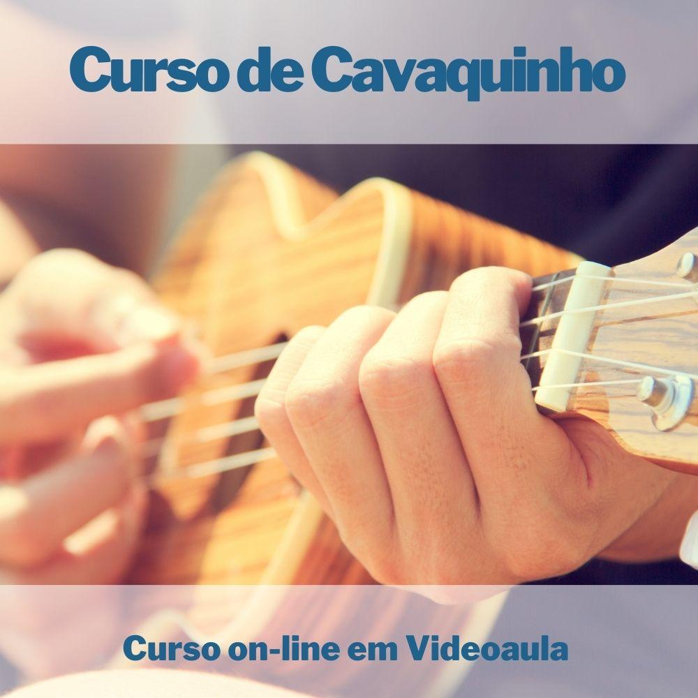 Curso on-line em videoaula de Cavaquinho