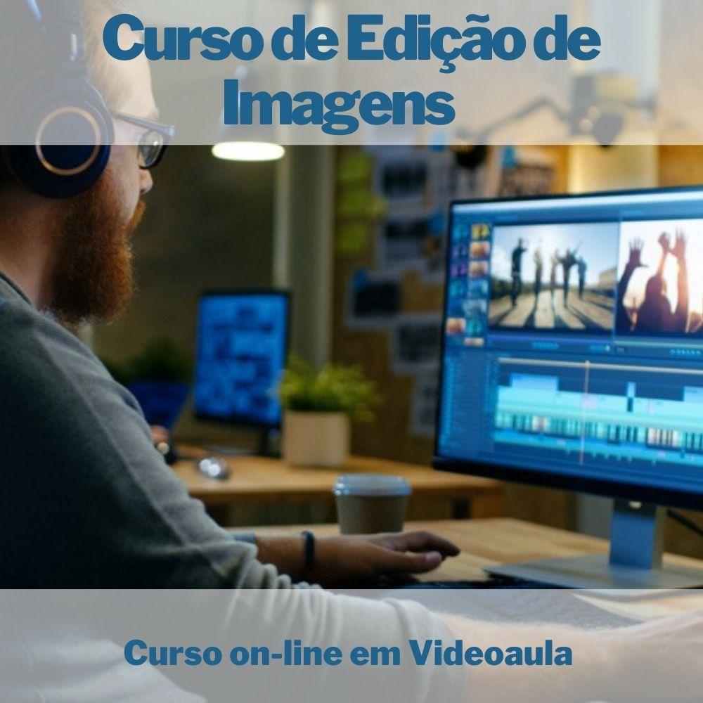Curso on-line em videoaula de Edição De Imagens