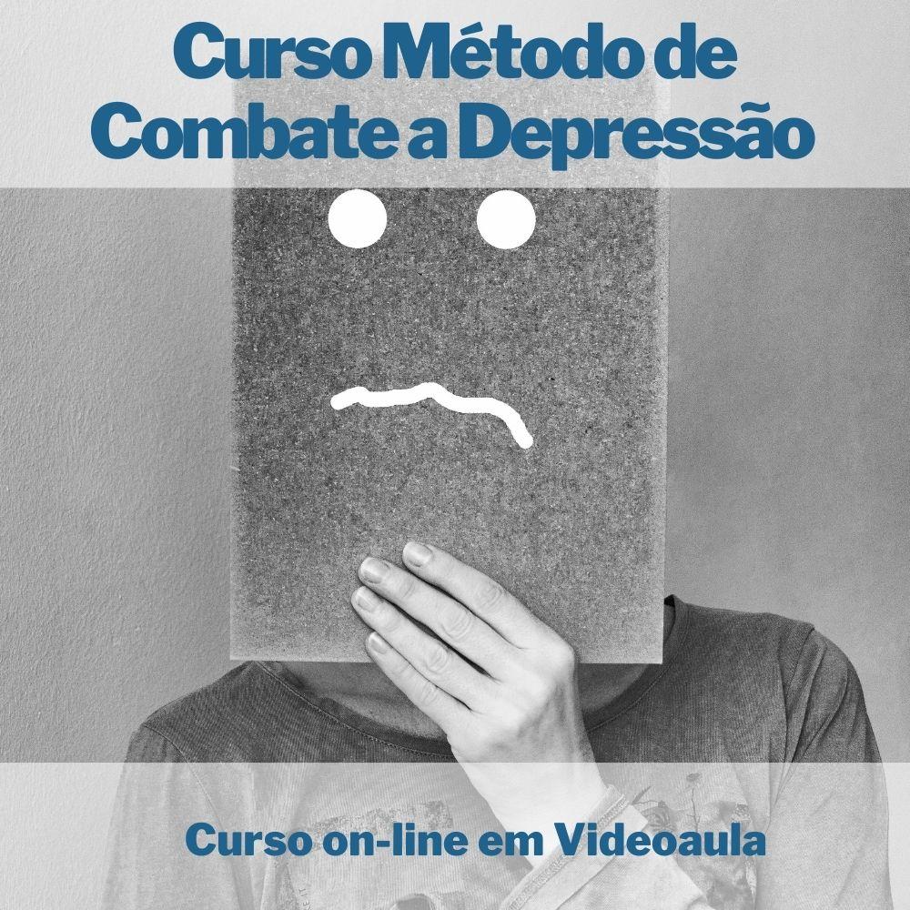 Curso on-line em videoaula Método de Combate a Depressão