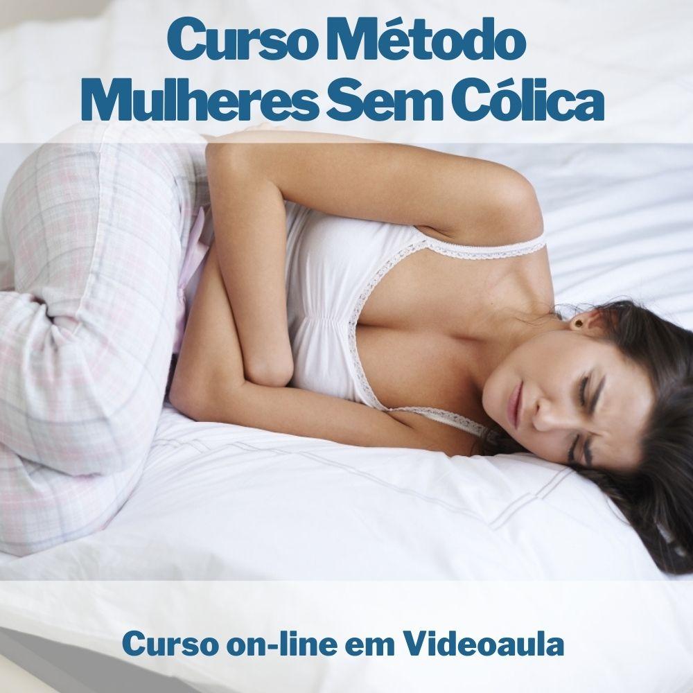 Curso on-line em videoaula Método Mulheres Sem Cólica