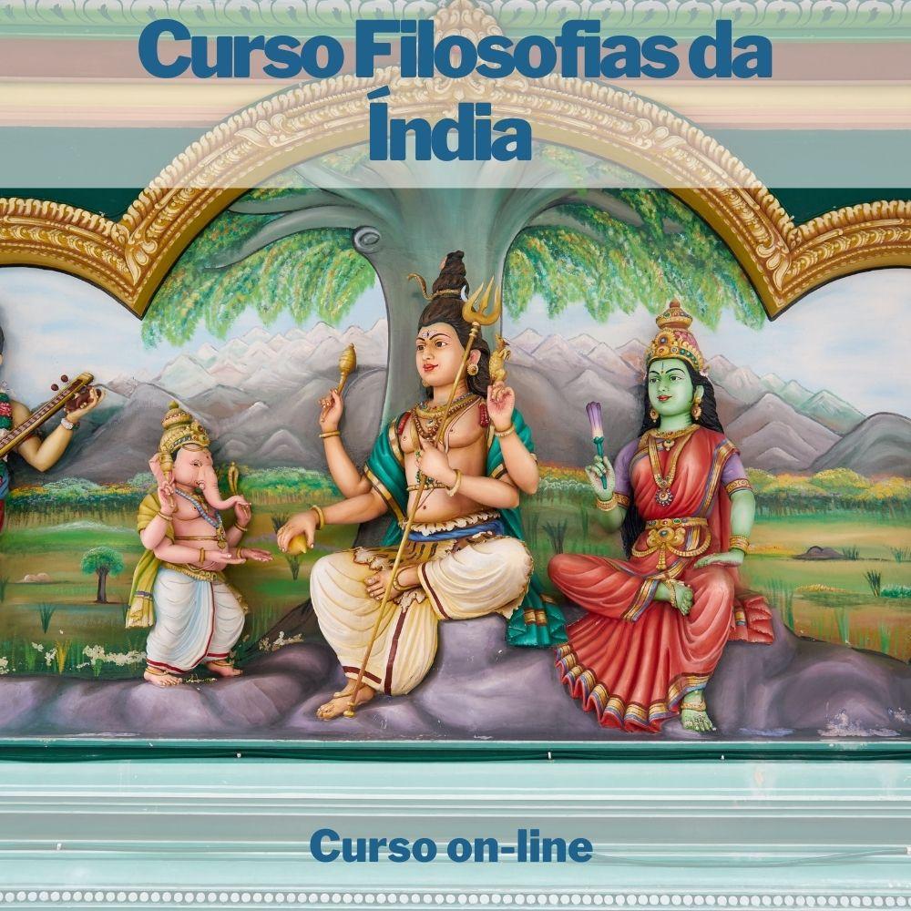 Curso on-line Filosofias da Índia