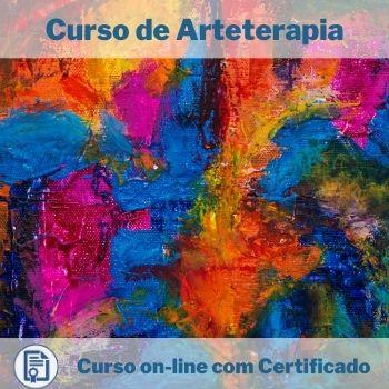Curso Online de Arteterapia com Certificado  - Aprova Cursos