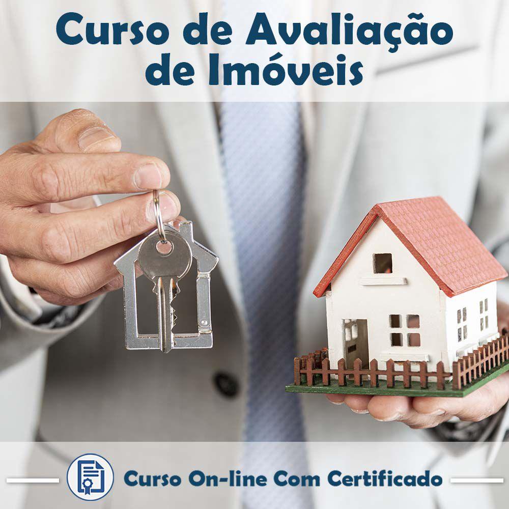 Curso online de Avaliação de Imóveis + Certificado