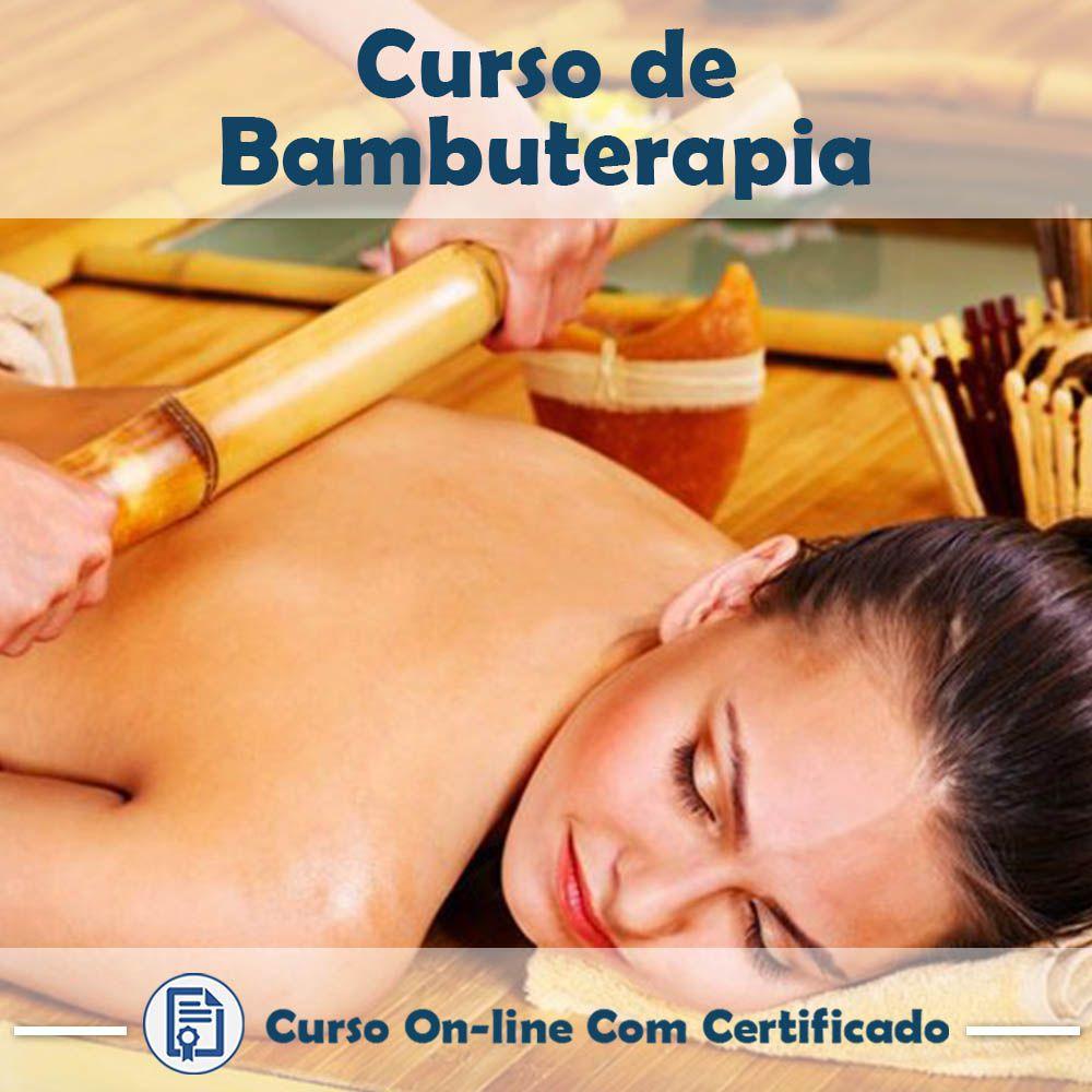 Curso Online de Bambuterapia com Certificado