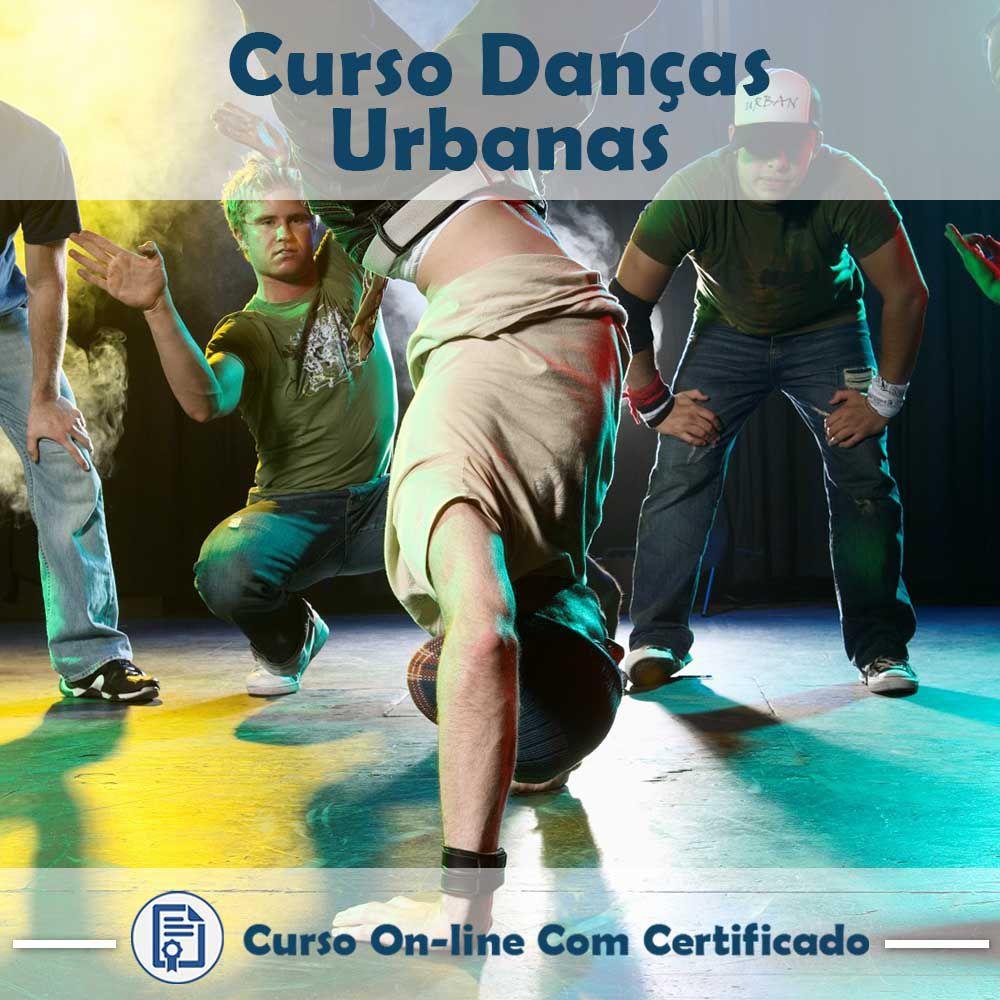 Curso Online de Curso Danças Urbanas com Certificado