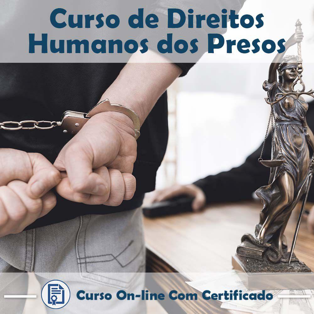 Curso Online de Direitos Humanos dos Presos com Certificado