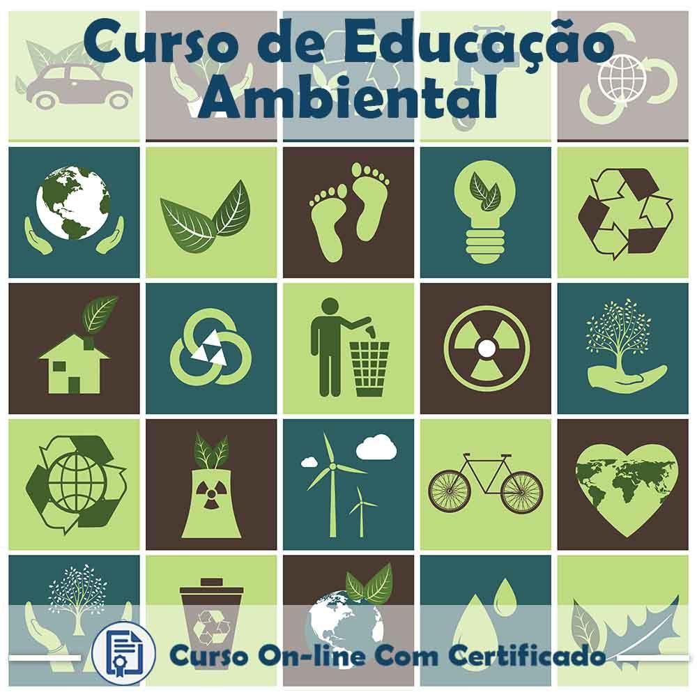 Curso Online de Educação Ambiental com Certificado