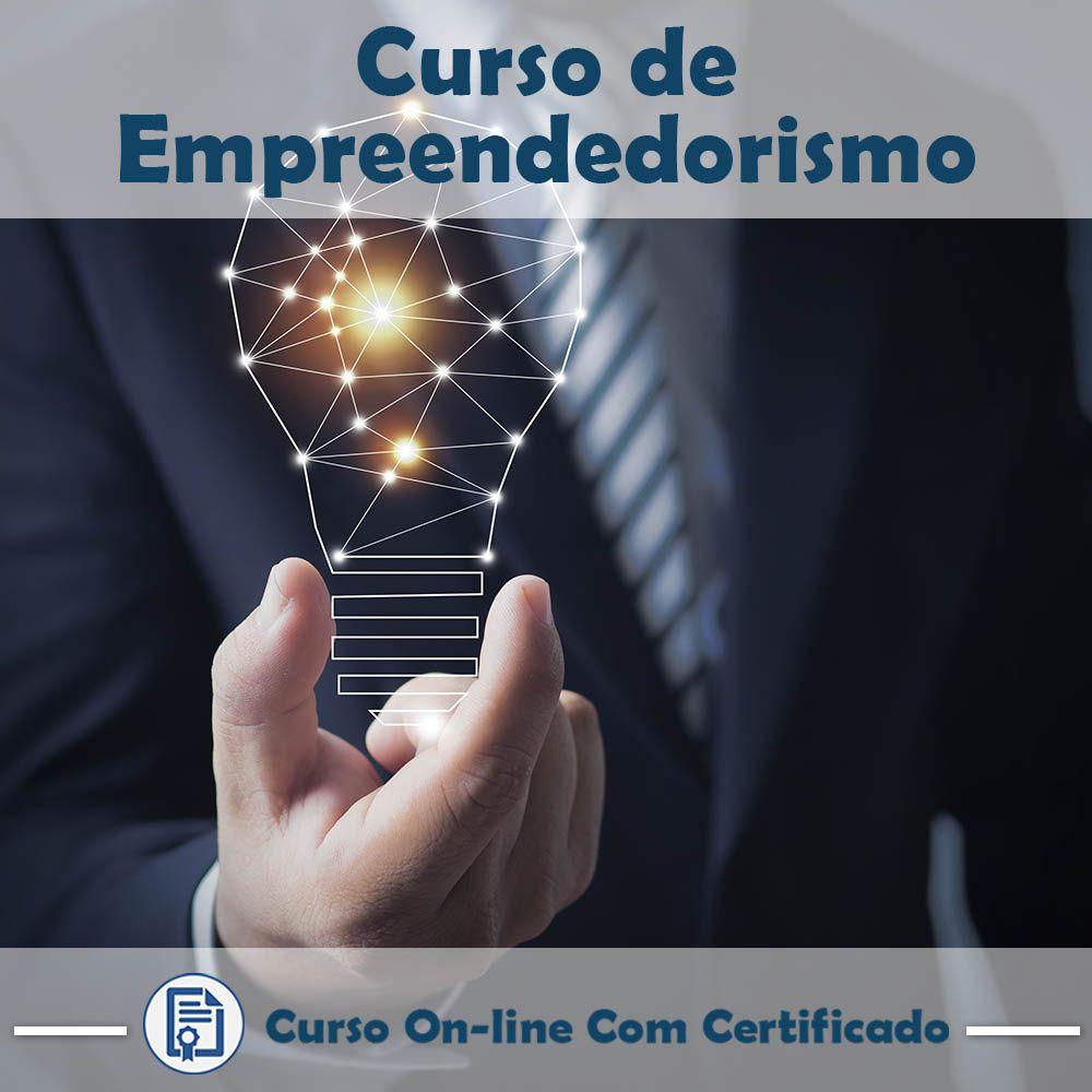 Curso online de Empreendedorismo + Certificado