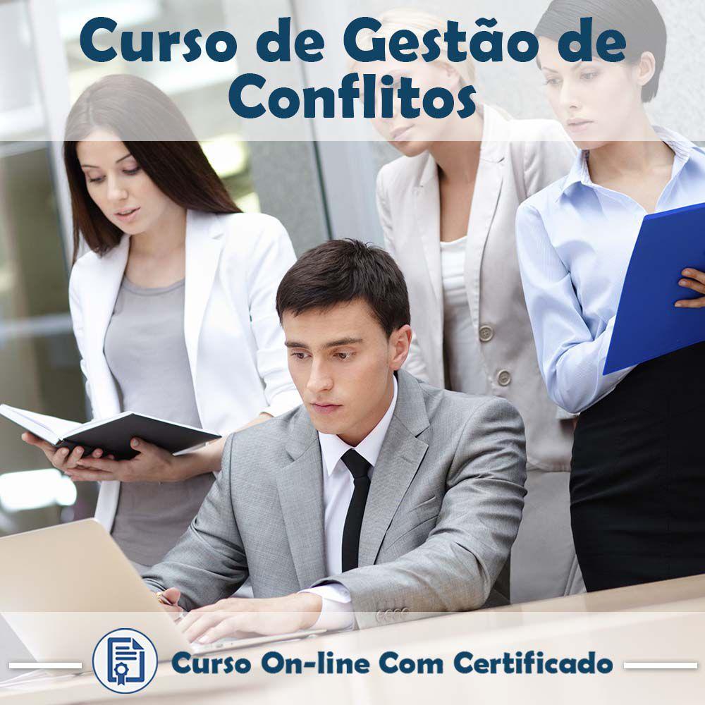 Curso online de Gestão de Conflitos + Certificado