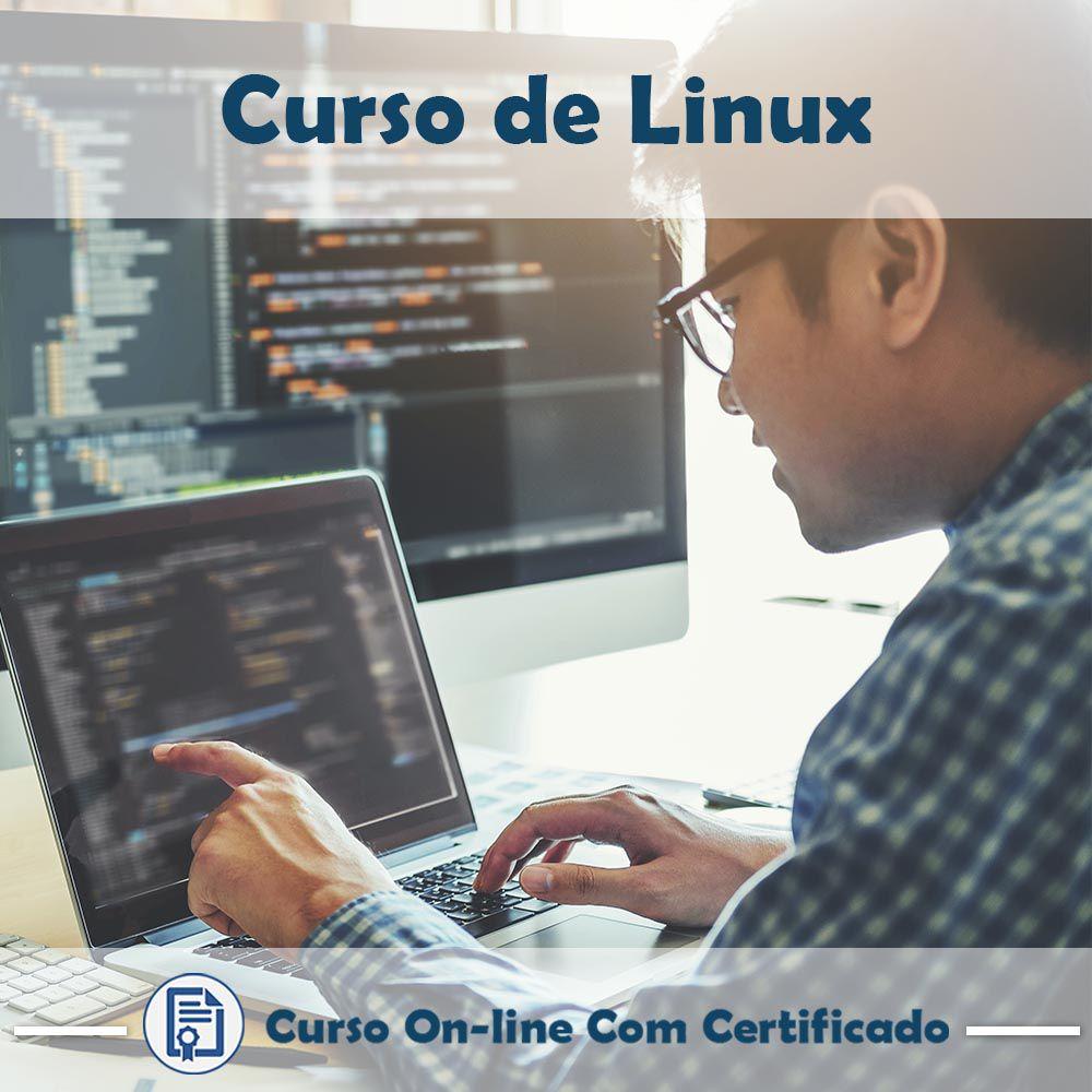 Curso Online de Linux com Certificado