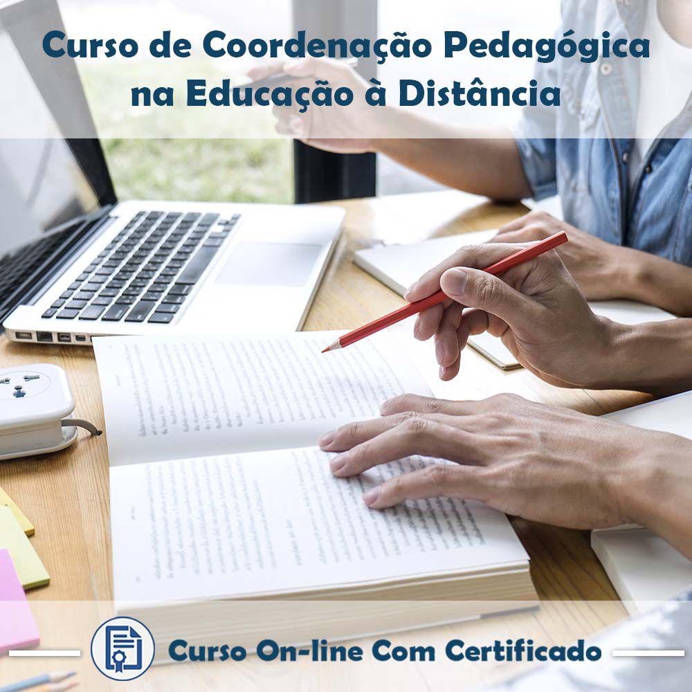 Curso Online de Pedagogia na Educação a Distância com Certificado