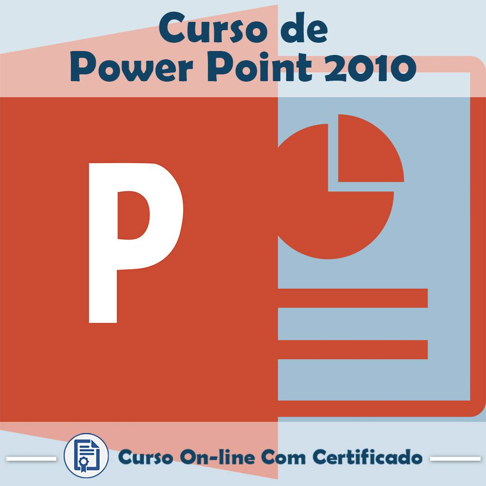 Curso online de Power Point 2010 + Certificado  - Aprova Cursos
