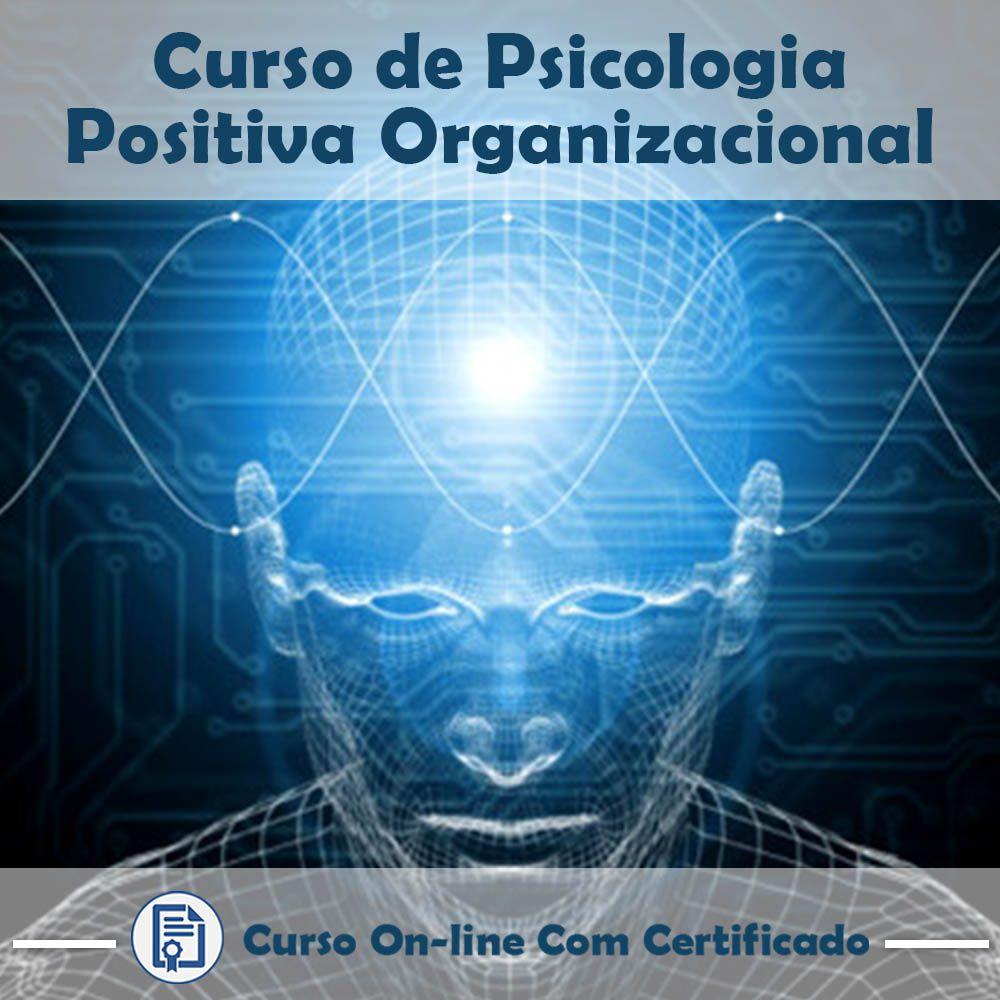 Curso Online de Psicologia Positiva Organizacional com Certificado