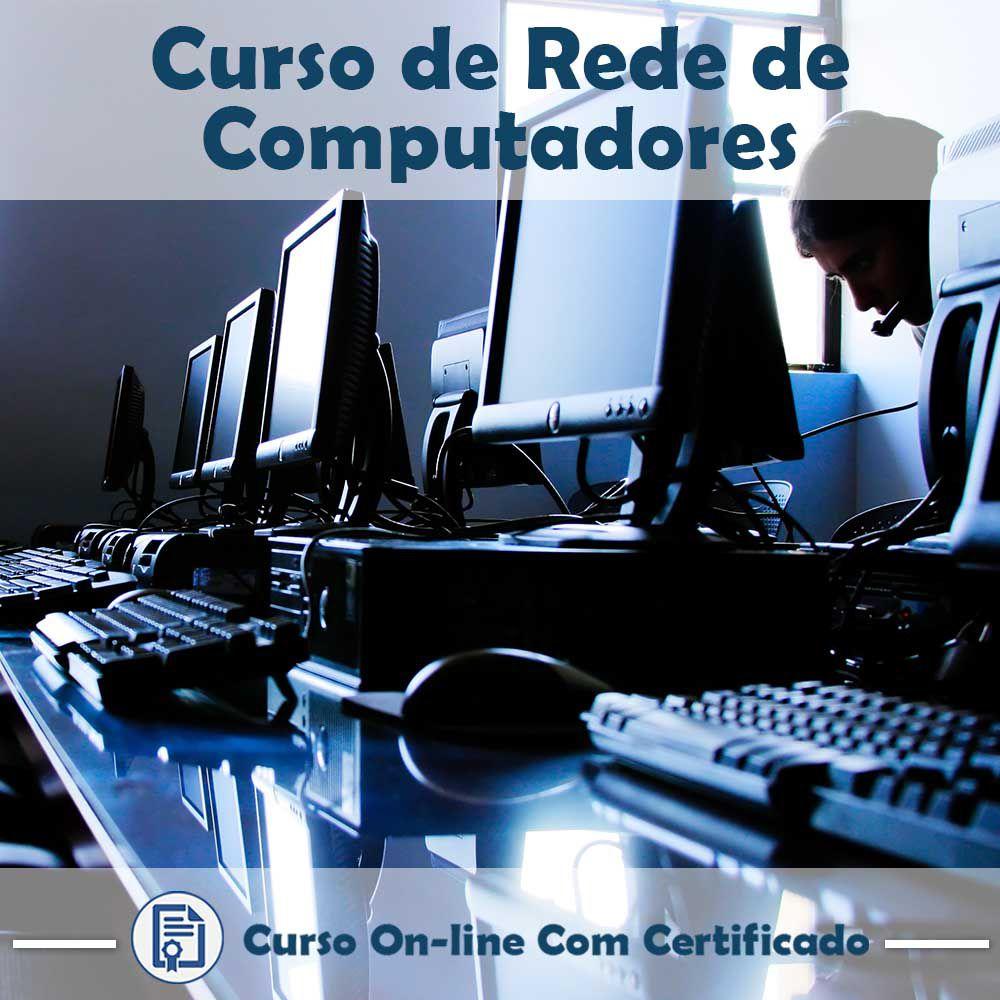 Curso Online de Criação de uma Rede de Computadores com Certificado  - Aprova Cursos