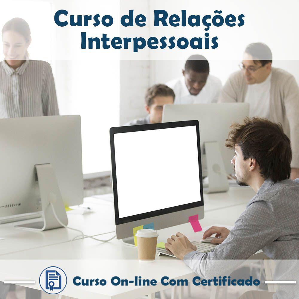 Curso Online de Relações Interpessoais com Certificado