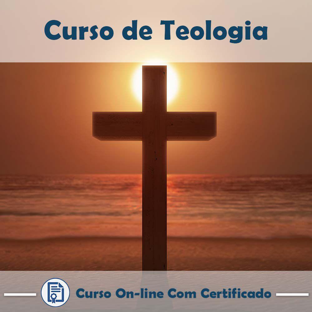 Curso online de Teologia + Certificado