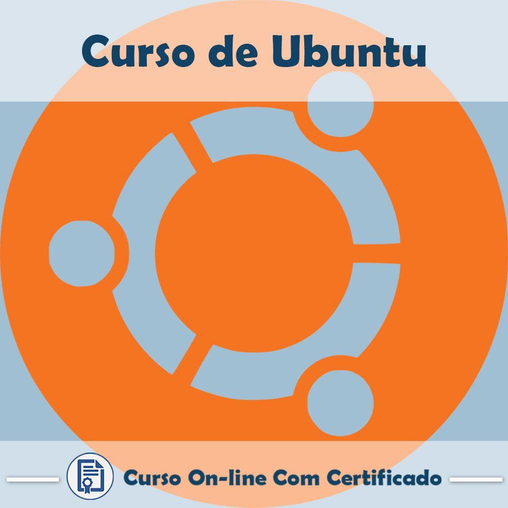 Curso Online de Ubuntu com Certificado  - Aprova Cursos