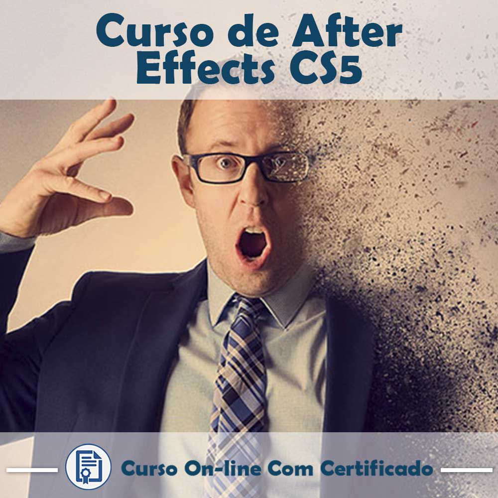 Curso online em videoaula de After Effects CS5 com Certificado