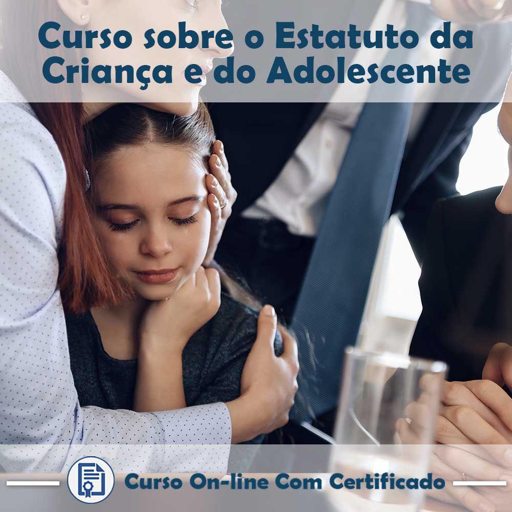 Curso Online em videoaula sobre o Estatuto da Criança e do Adolescente com Certificado  - Aprova Cursos