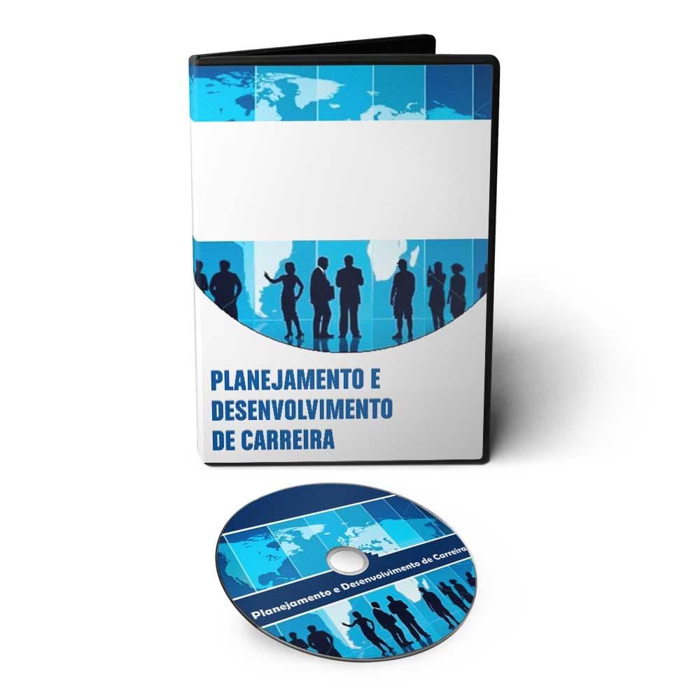 Curso Planejamento e Desenvolvimento de Carreira em DVD Videoaula  - Aprova Cursos
