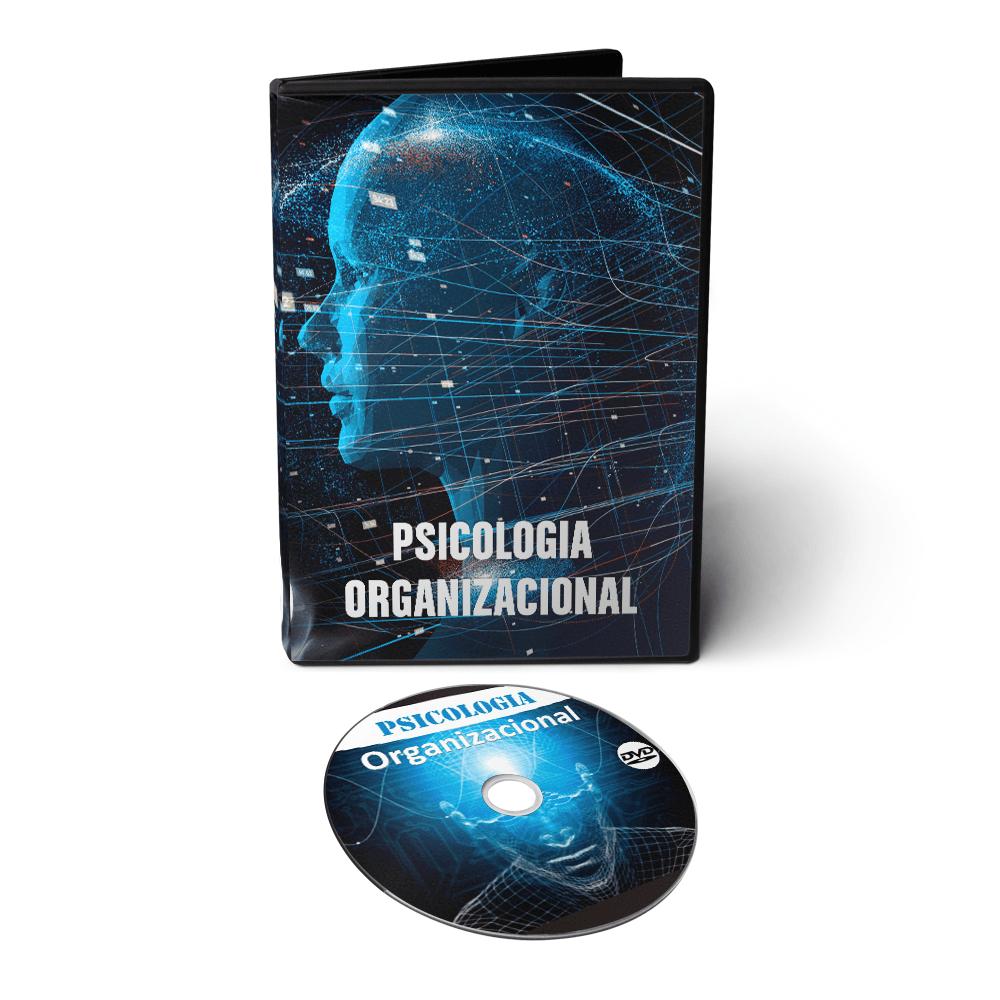 Curso sobre Psicologia Organizacional em DVD Videoaula  - Aprova Cursos