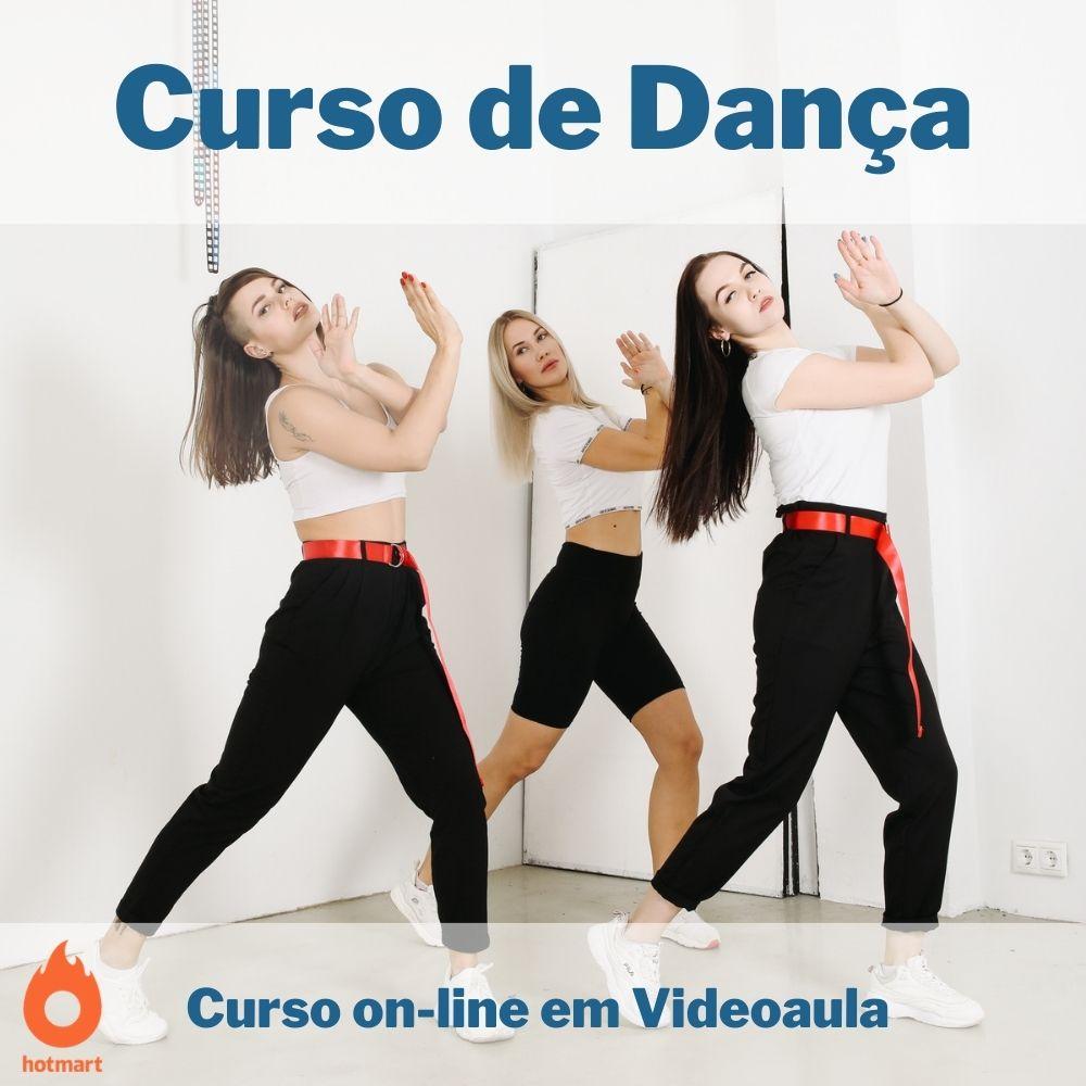 Curso on-line em videoaula de Dança