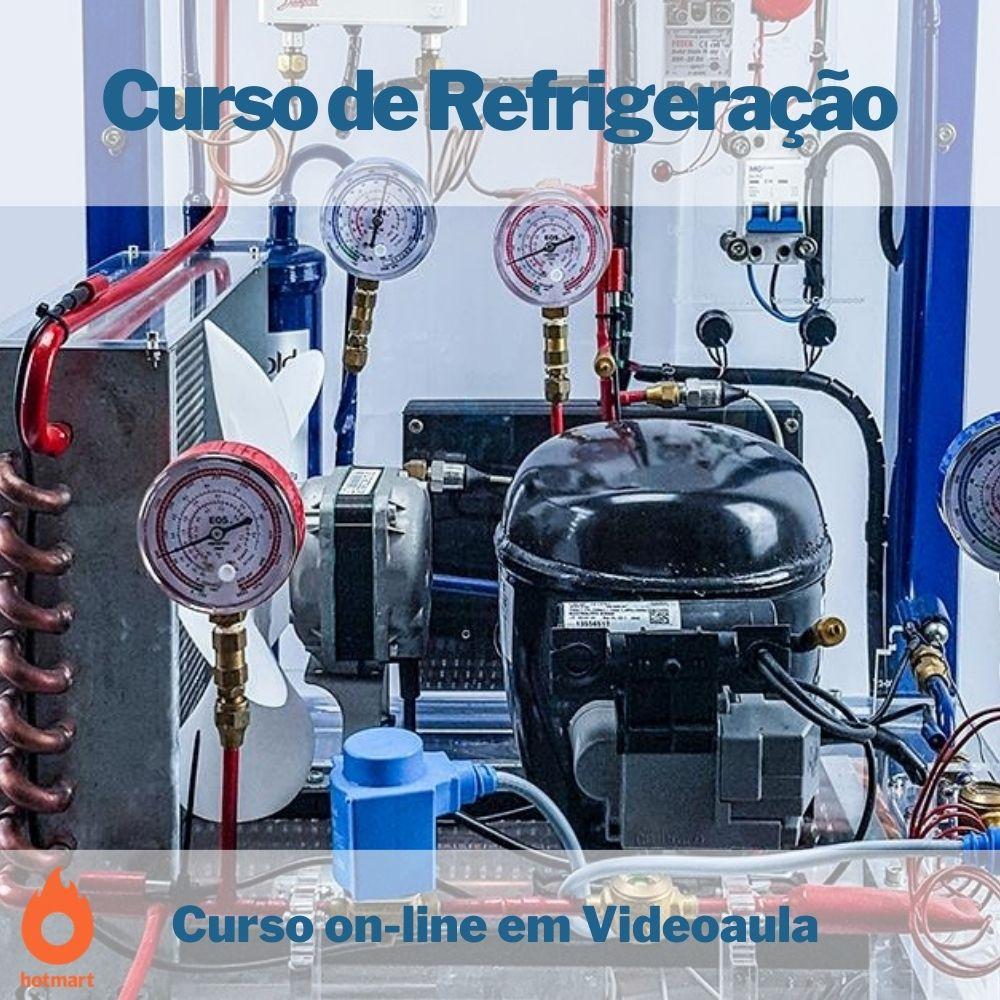 Curso on-line em videoaula de Refrigeração