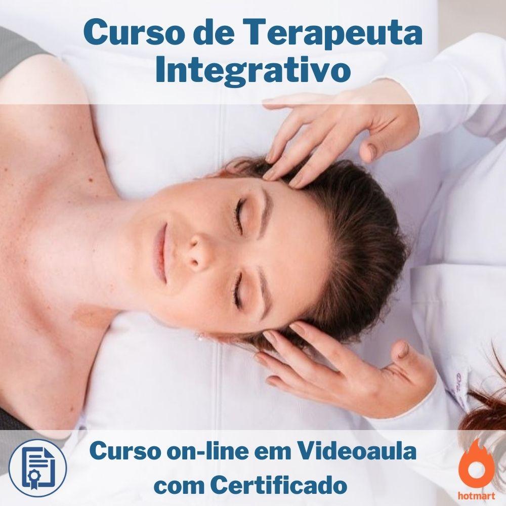 Curso on-line em videoaula de Terapeuta Integrativo com Certificado