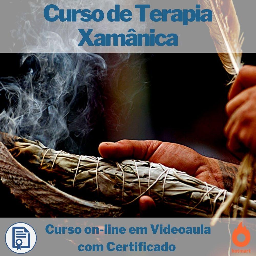 Curso on-line em videoaula de Terapia Xamânica com Certificado