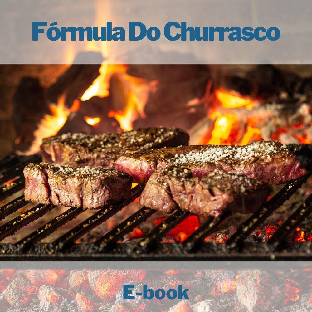 E-book Fórmula Do Churrasco