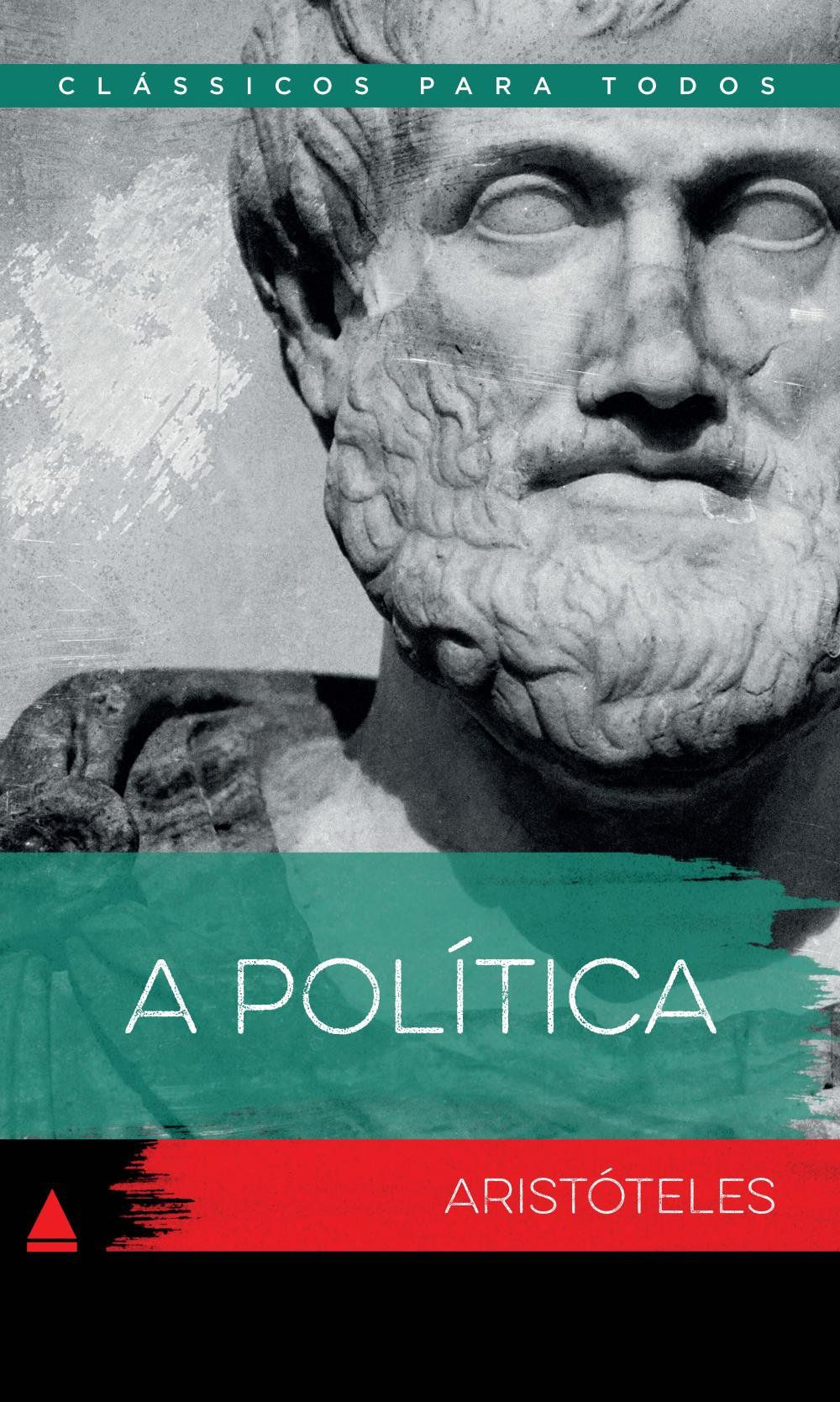 Livro A Política - Col. Clássicos Para Todos  - Aprova Cursos