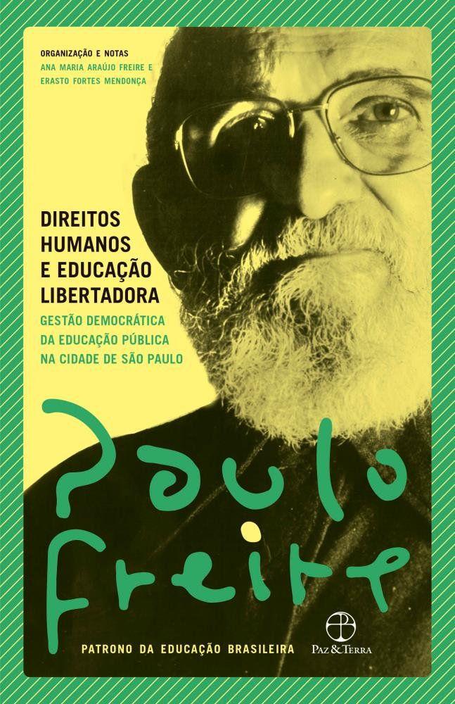 Livro Direitos Humanos e Educação Libertadora  - Aprova Cursos