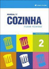 Livro Manual de Cozinha 2