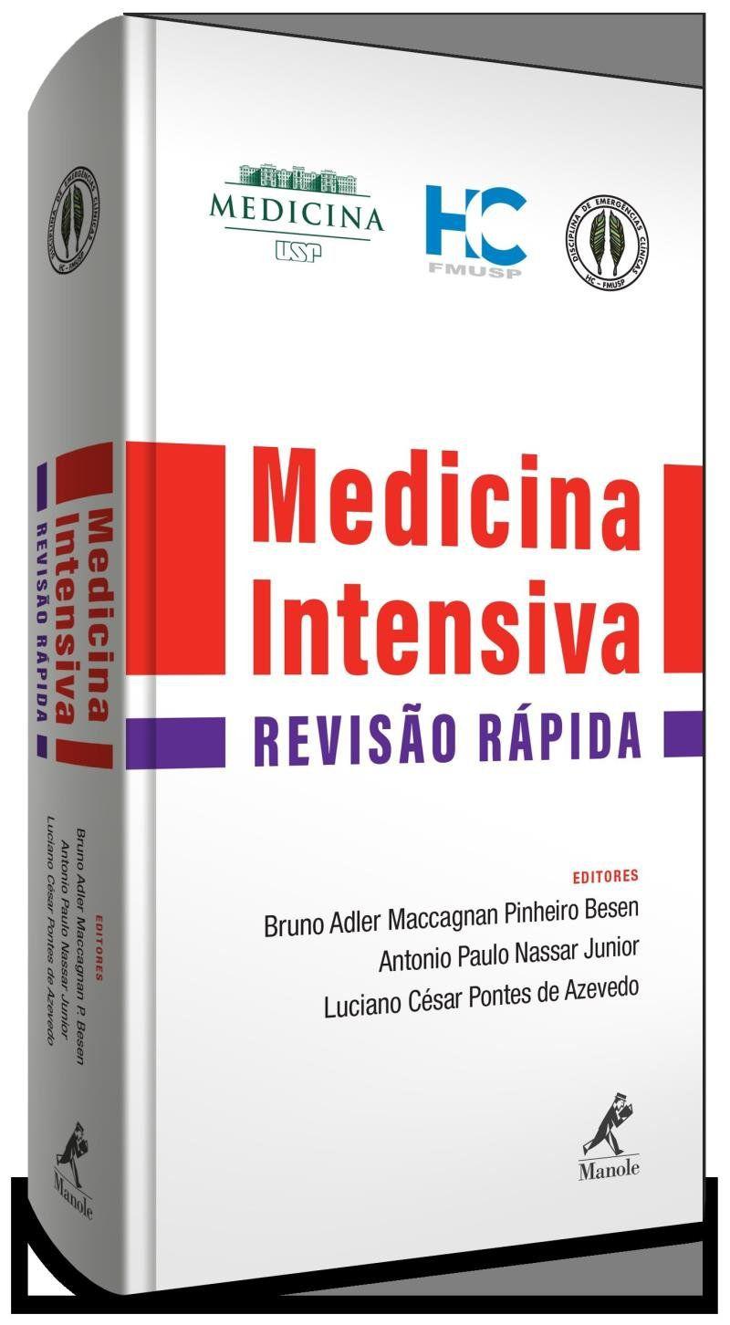 Livro Medicina Intensiva - Revisão Rápida