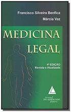 Livro MEDICINA LEGAL - LIVRARIA DO ADVOGADO