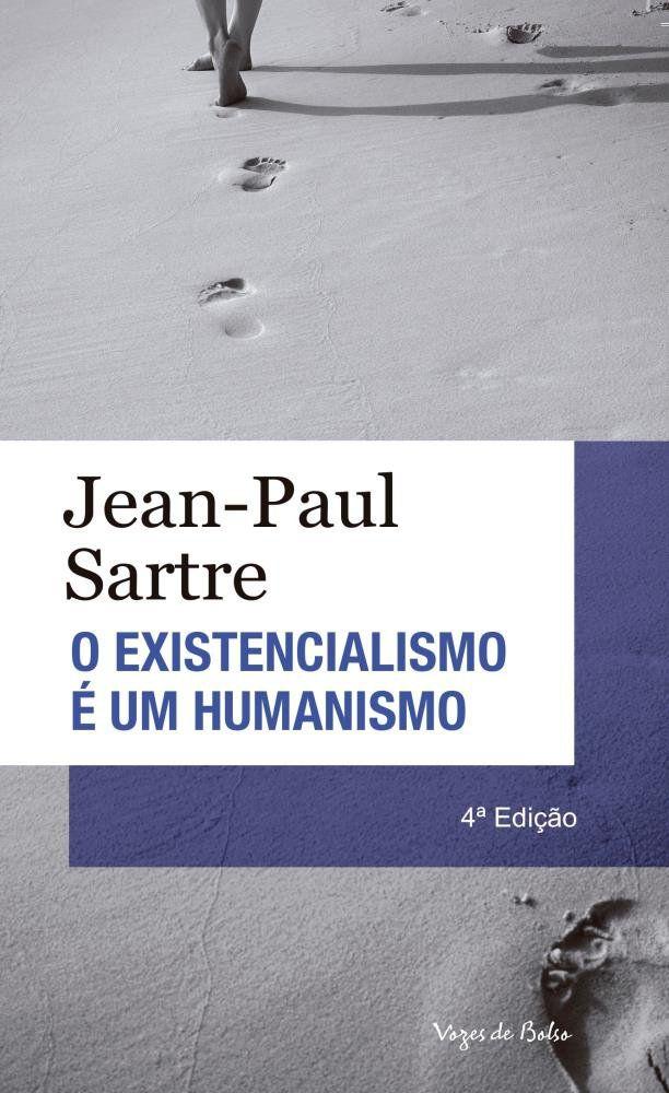 Livro O Existencialismo É Um Humanismo - Col. Vozes de Bolso