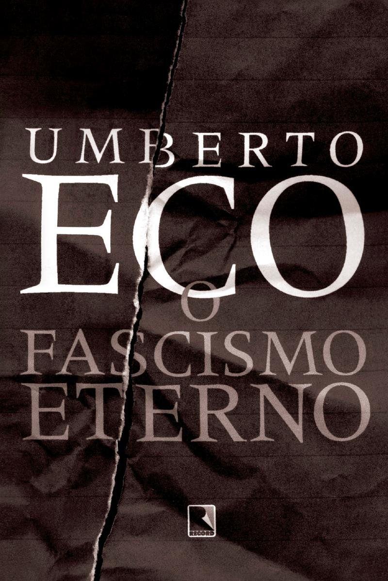 Livro O Fascismo Eterno