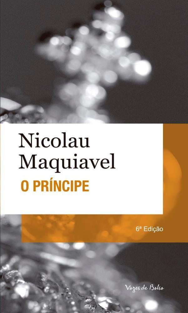 Livro O Príncipe - Col. Vozes De Bolso