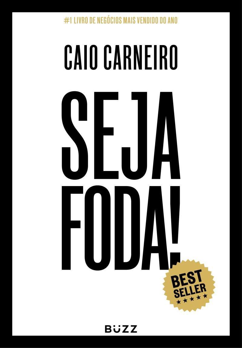 Livro Seja Foda!