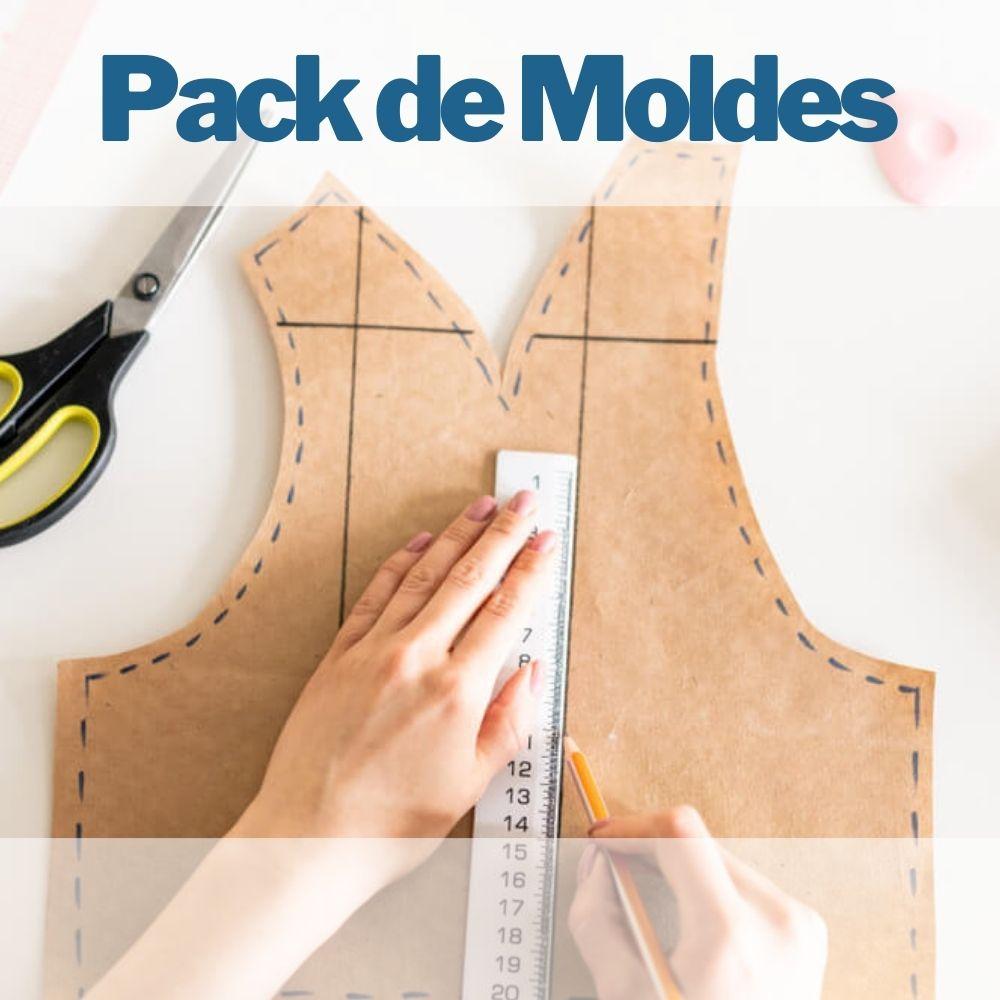 Pack De Moldes