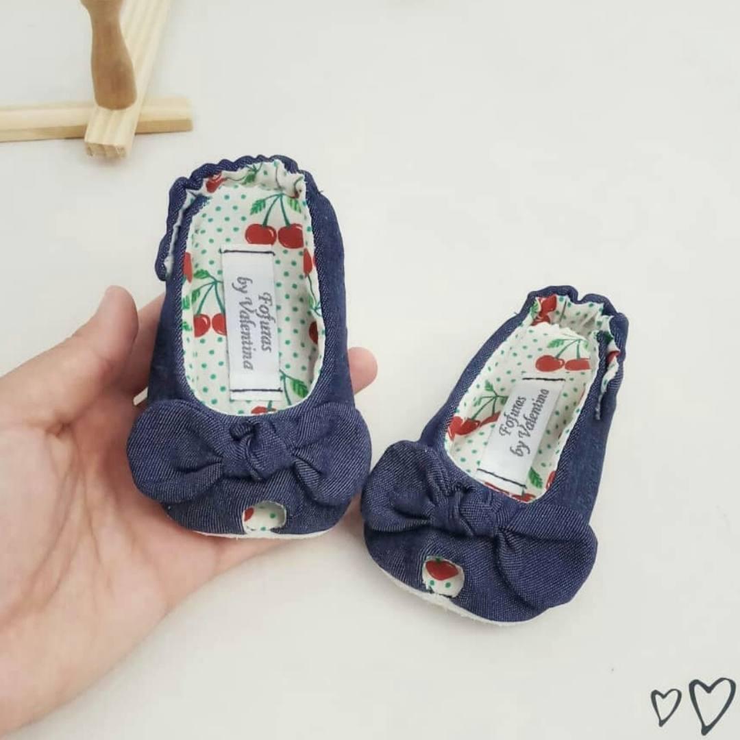 Peep toe Jeans
