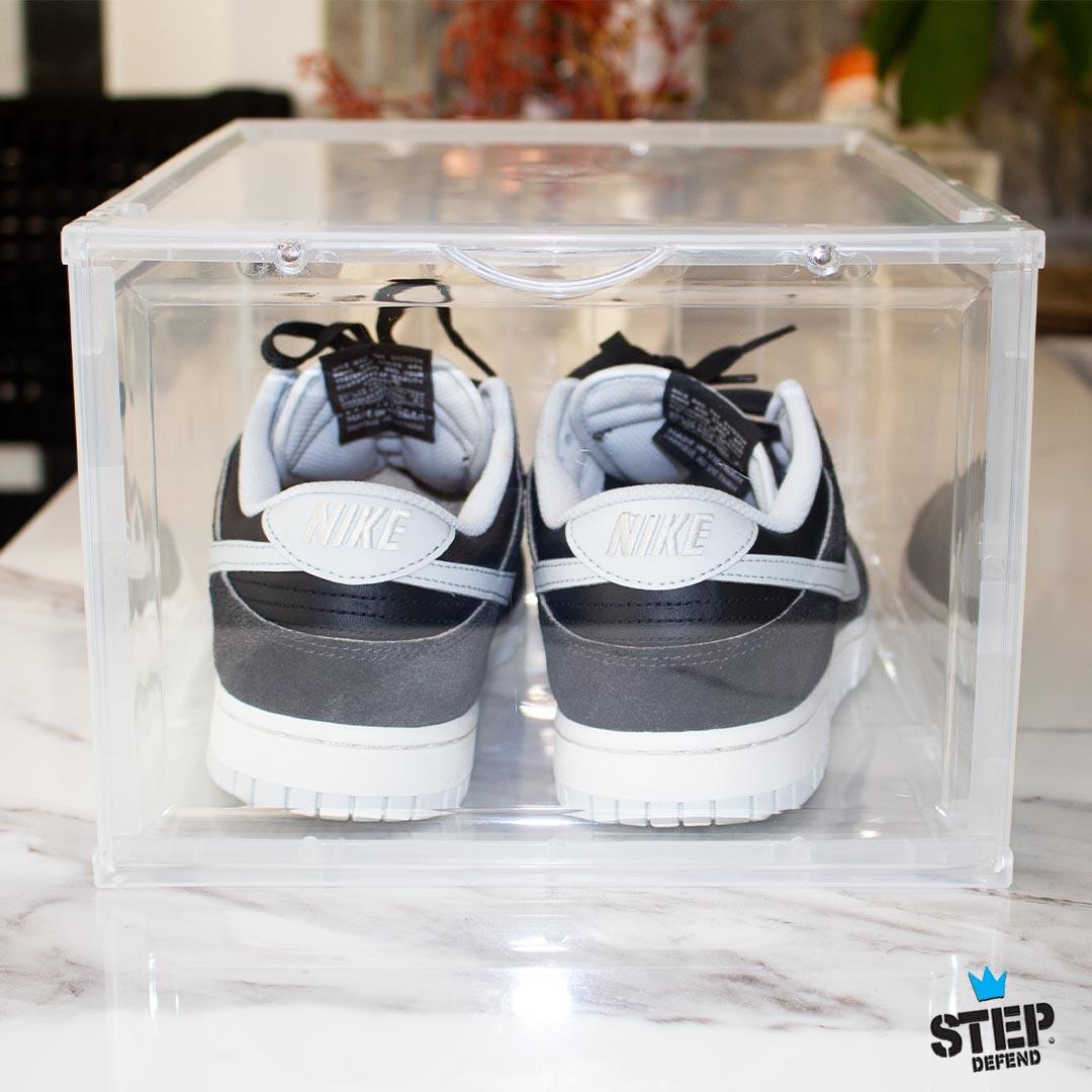Shoe Box Step Defend