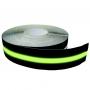 Fita Antiderrapante com faixa Fotoluminescente - Rolo 38 mm x 30 m.
