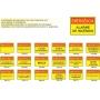 Placa de Emergência - EM -002