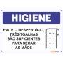 Placa Higiene PLH-004