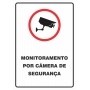 PLACA - MONITORAMENTO POR CÂMERAS